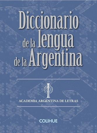 diccionario de la lengua de la argentina