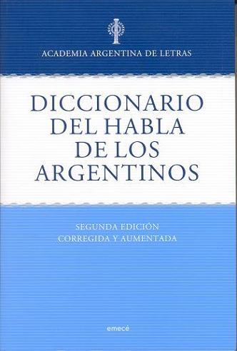 diccionario argentinos